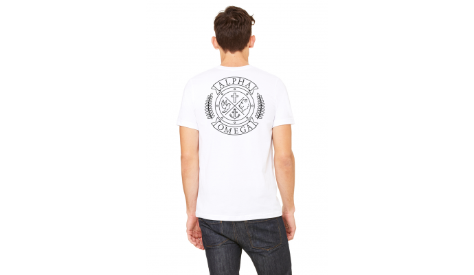IHI Coat of Arms Tee