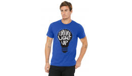 Turn My Light Up Tee